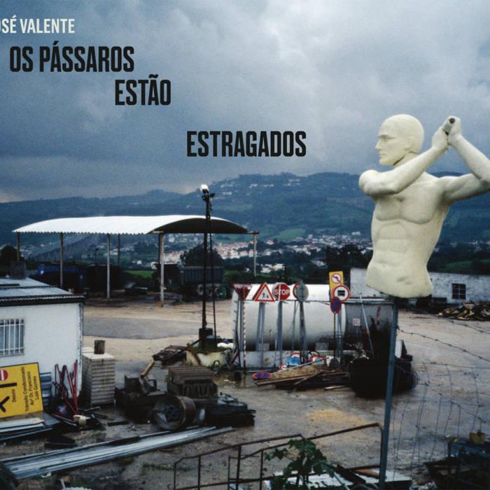 OS PÁSSAROS ESTÃO ESTRAGADOS cover art