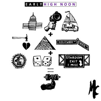 HIGH NOON cover art