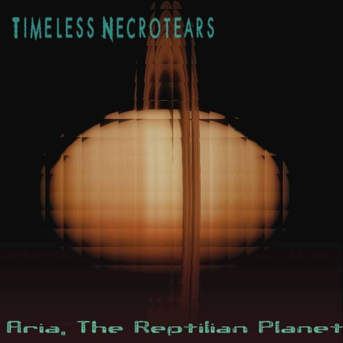 Aria,The Reptilian Planet cover art