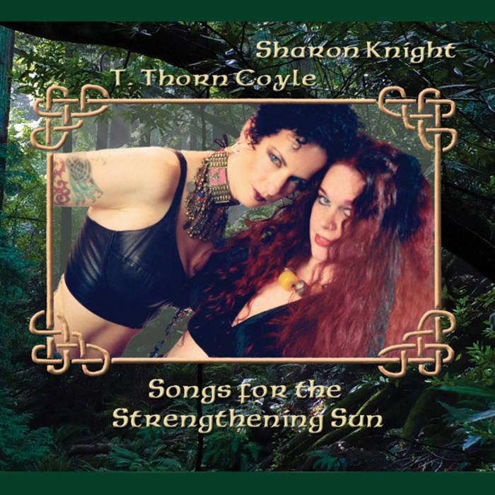 Songs for the Strengthening Sun cover art
