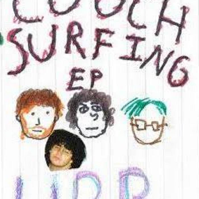 Couch Surfing EP cover art