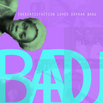 THEESatisfaction Loves Erykah Badu cover art