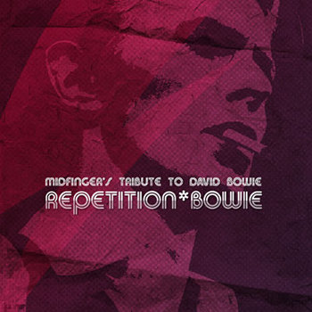 Repetition*Bowie cover art