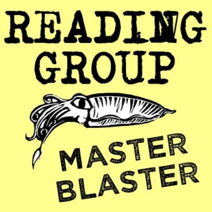 Master Blaster cover art