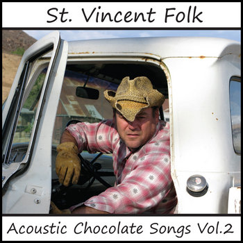 Acoustic Chocolate Songs Vol.2 cover art