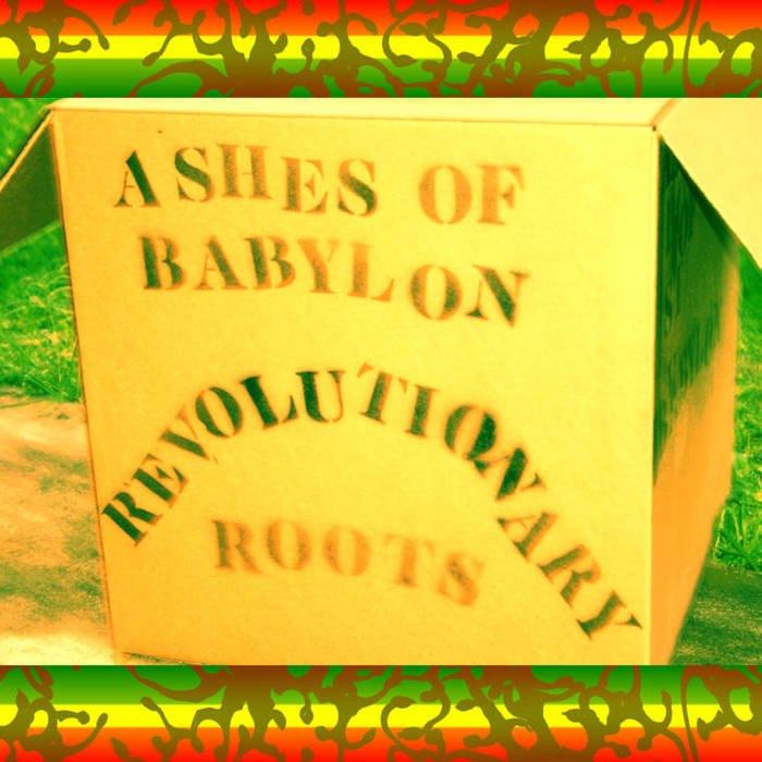 Revolutionary Roots cover art