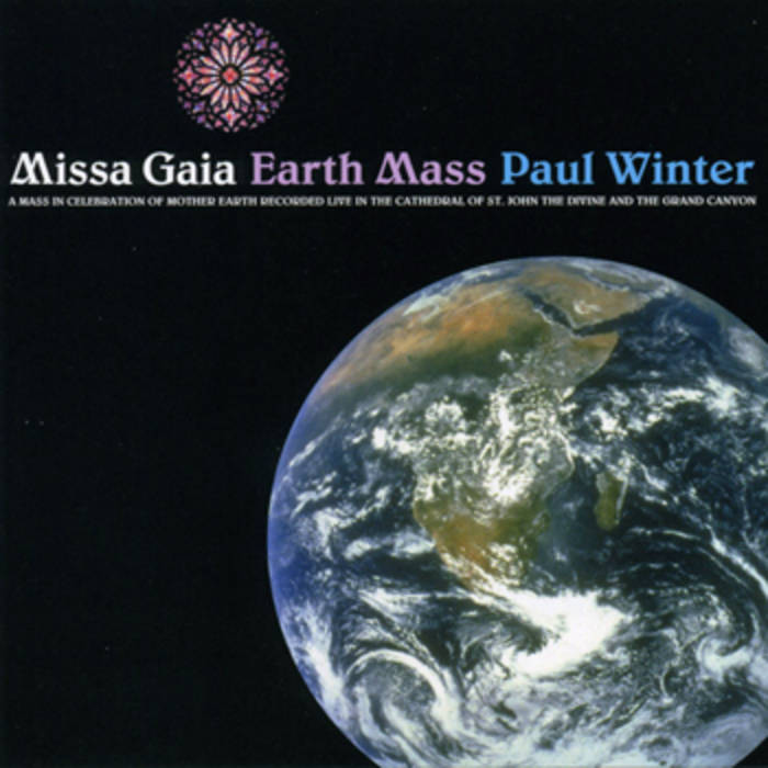 Missa Gaia / Earth Mass cover art