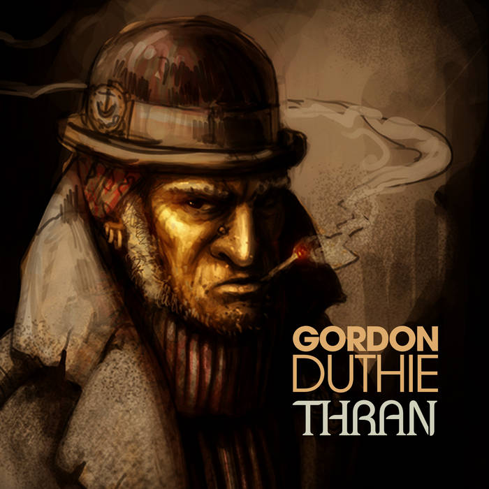 Thran cover art