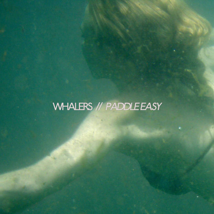 Paddle Easy EP cover art