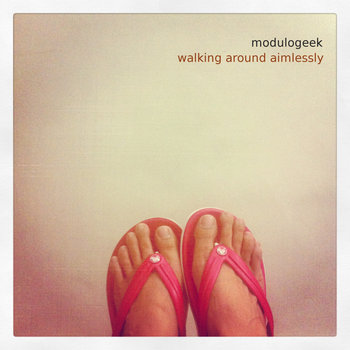 walking around aimlessly cover art
