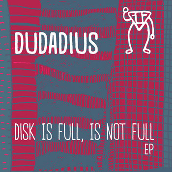 Disk Is Full, Is Not Full EP cover art