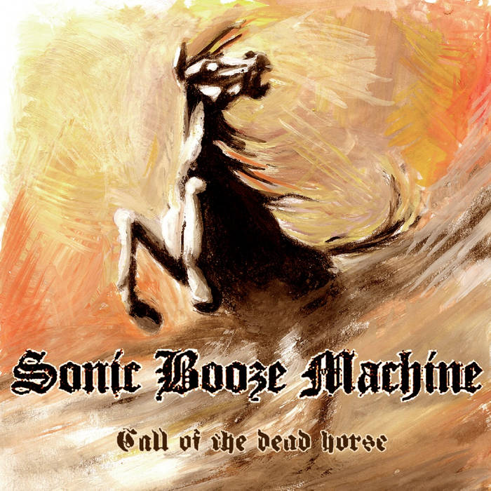 Call of the Dead Horse cover art