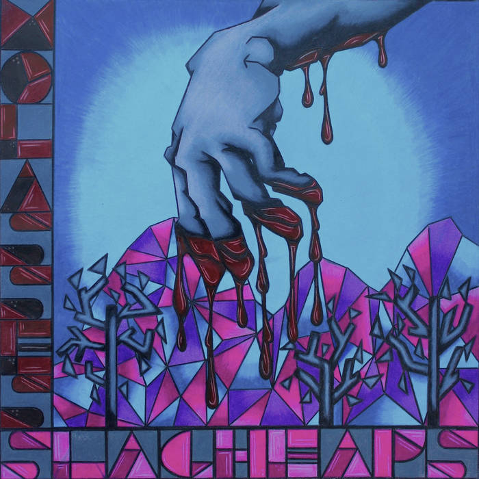 Slagheaps cover art