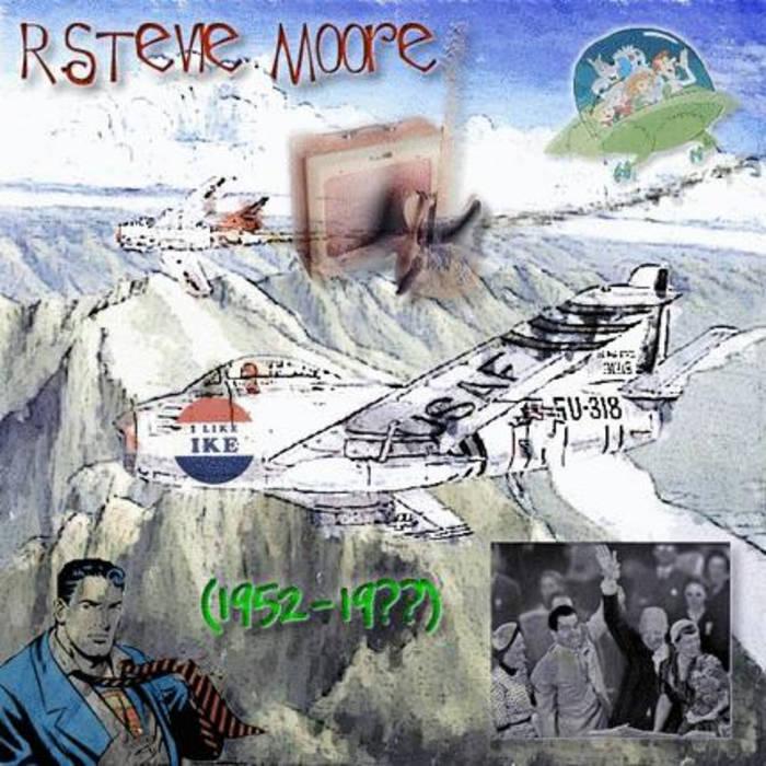 R Stevie Moore (1952-19??) NJ35 cover art