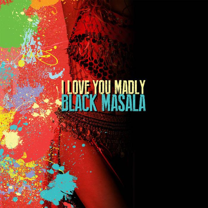 I Love You Madly cover art