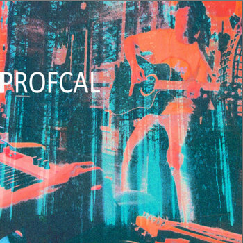 Profcal EP cover art