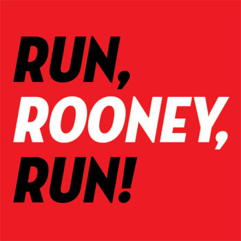 Run, Rooney, Run! cover art