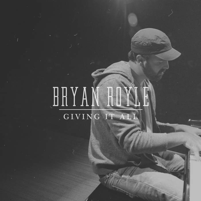 Giving It All cover art
