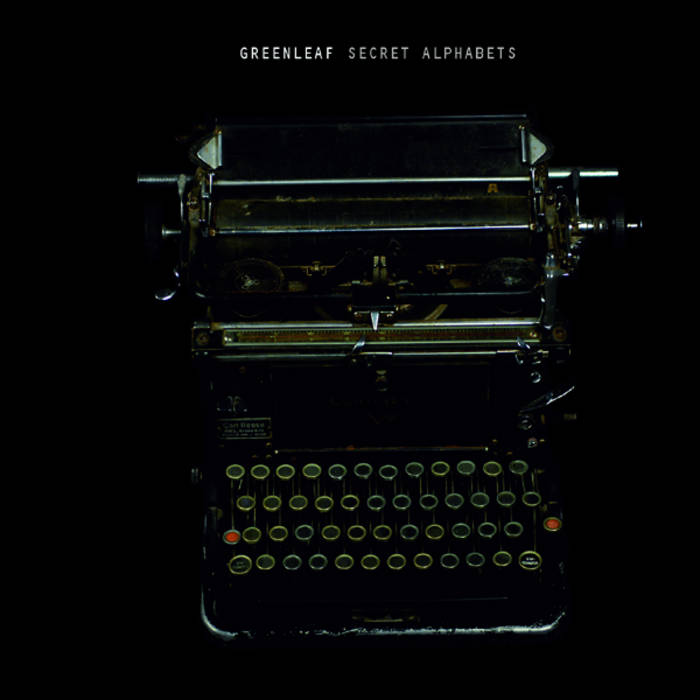 Secret Alphabets cover art