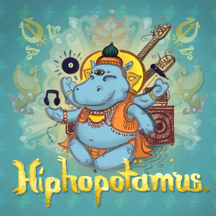 HipHopotamus cover art