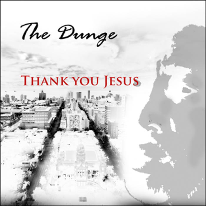Thank you Jesus cover art