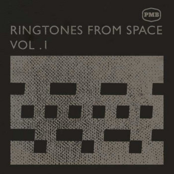 Ringtones from Space Volume 1 cover art