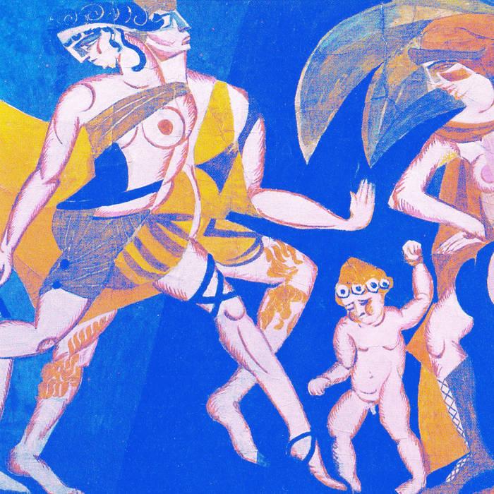 CELESTIAL JOY LP cover art