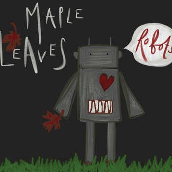 Robots E.P. cover art
