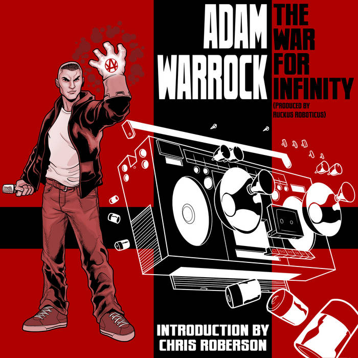 The War For Infinity cover art