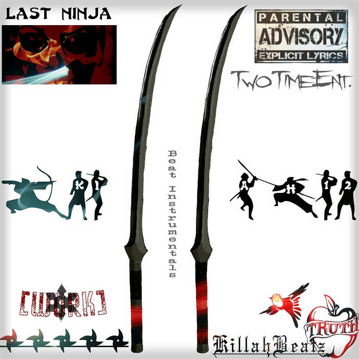The Last Ninja Mixtape cover art