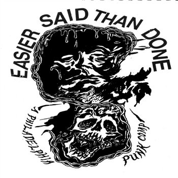 Easier Said Than Done [COMP] cover art
