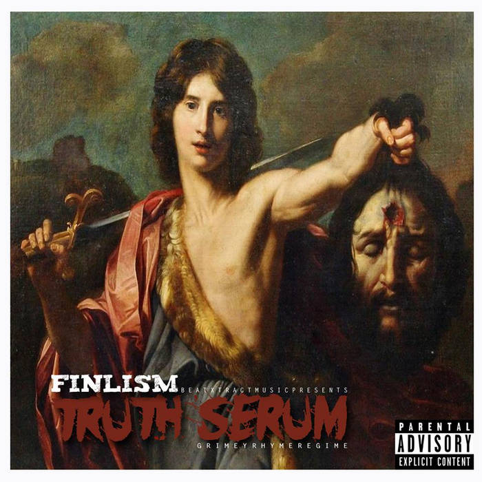 Truth Serum cover art
