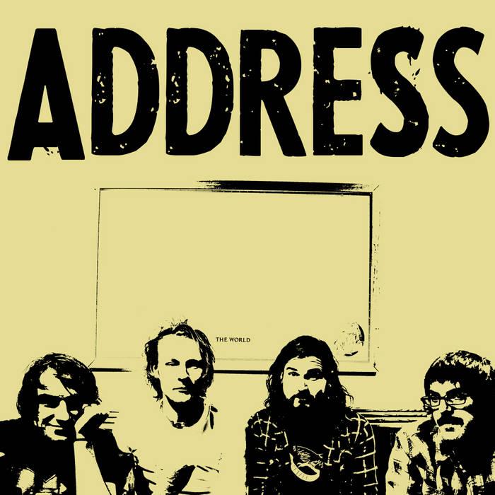 Address cover art