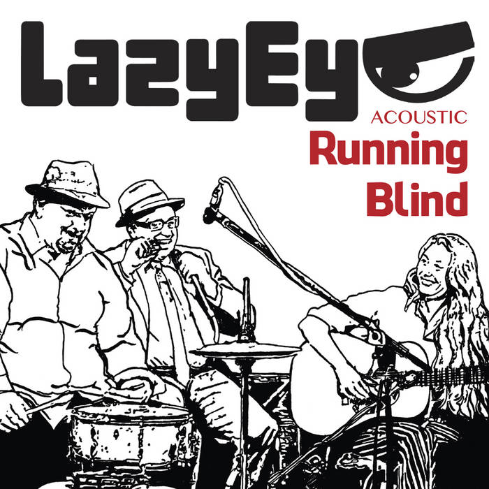 Running Blind cover art