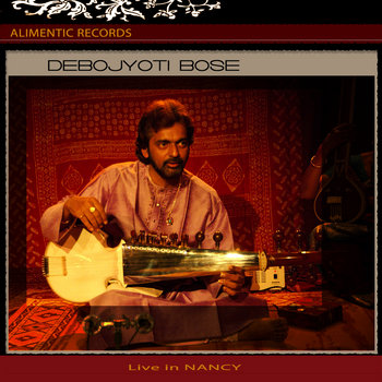 Debojyoti BOSE, live in NANCY cover art