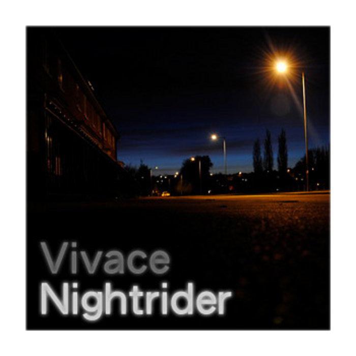 Nightrider EP cover art
