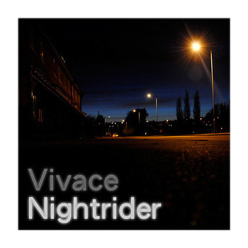 Nightrider EP cover art