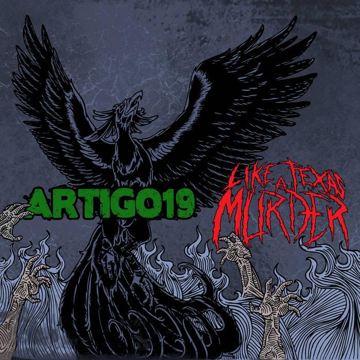 Split Like a Texas Murder + Artigo 19 cover art