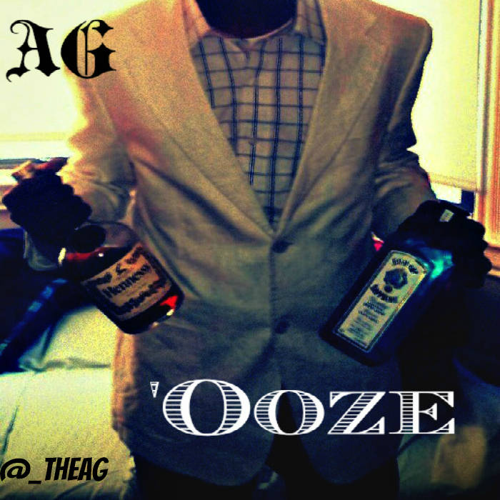 'Ooze cover art