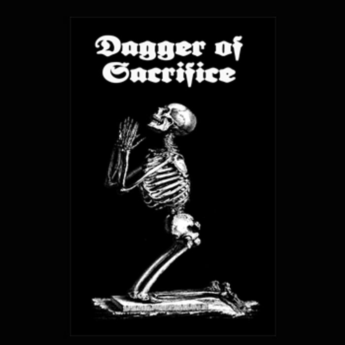 "Grace003: Dagger Of Sacrifice - ""Demo 2003"" cover art"