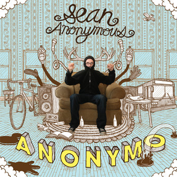 Anonymo cover art