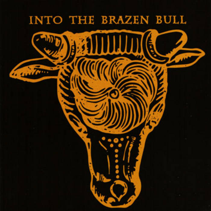 Into The Brazen Bull cover art