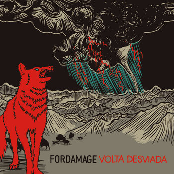 Volta Desviada cover art