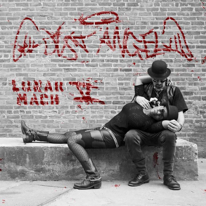 LUNAR MACH V cover art