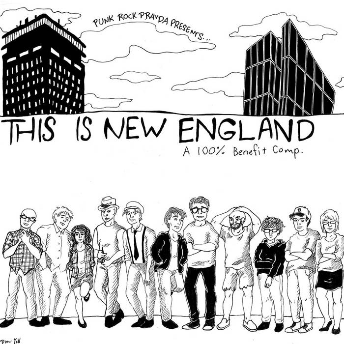 This Is New England: A 100% Benefit Comp cover art