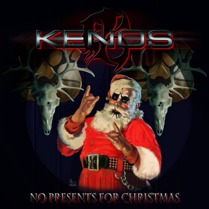 No Presents For Christmas (King Diamond cover) cover art