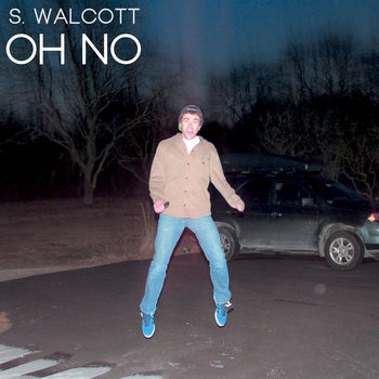 Oh No EP cover art