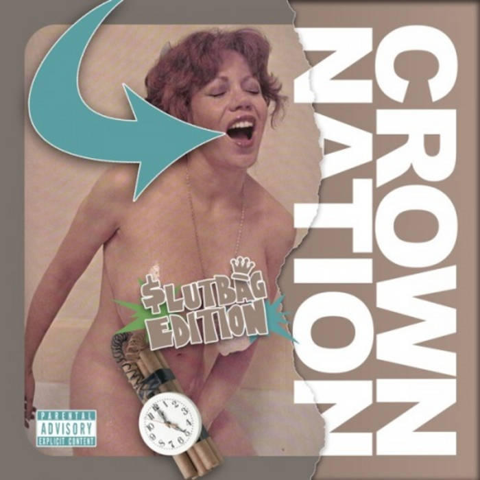 Slutbag Edition (2008) cover art