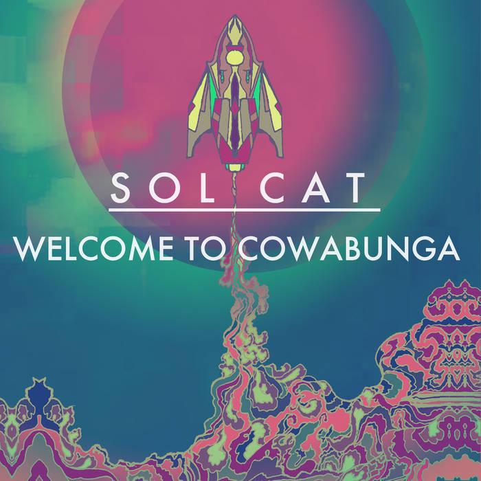 Welcome To Cowabunga cover art