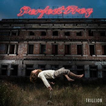 PERFECT FREQ - album sampler preview cover art